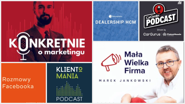Read more about the article Polecamy inspirujące podcasty
